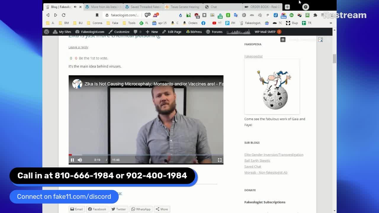 FAK313-Fakeotube videos