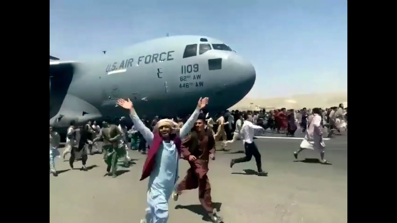 #PSYOPS: Plane Departing Afghanistan Explained