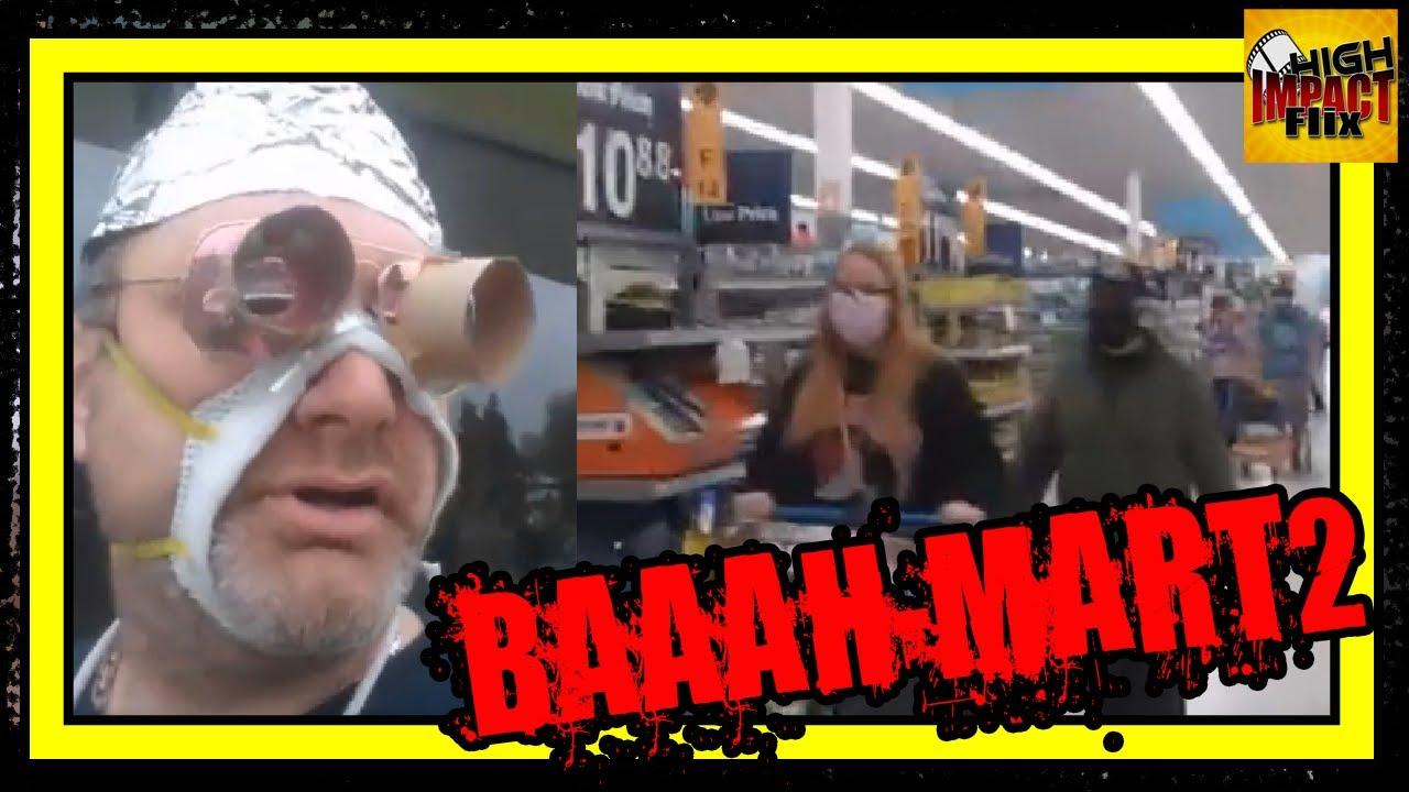 #Baaa-Mart #2: Asking Masked-Customers