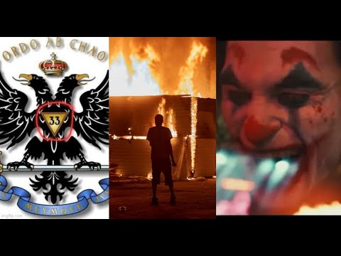 THE CHAOS/JOKER AGENDA: They WANT Chaos in the Streets | FLOYD RACE WAR PSYOP