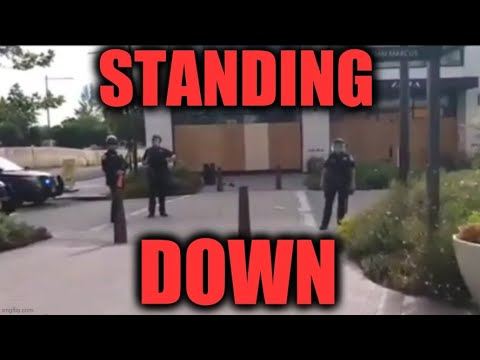 COMFIRMED: Police Given STANDING DOWN ORDERS | They Are Involved in CHAOS AGENDA