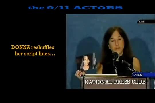 September Clues - 911 ACTORS