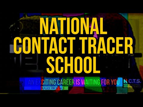 National Contact Tracer Correspondence School