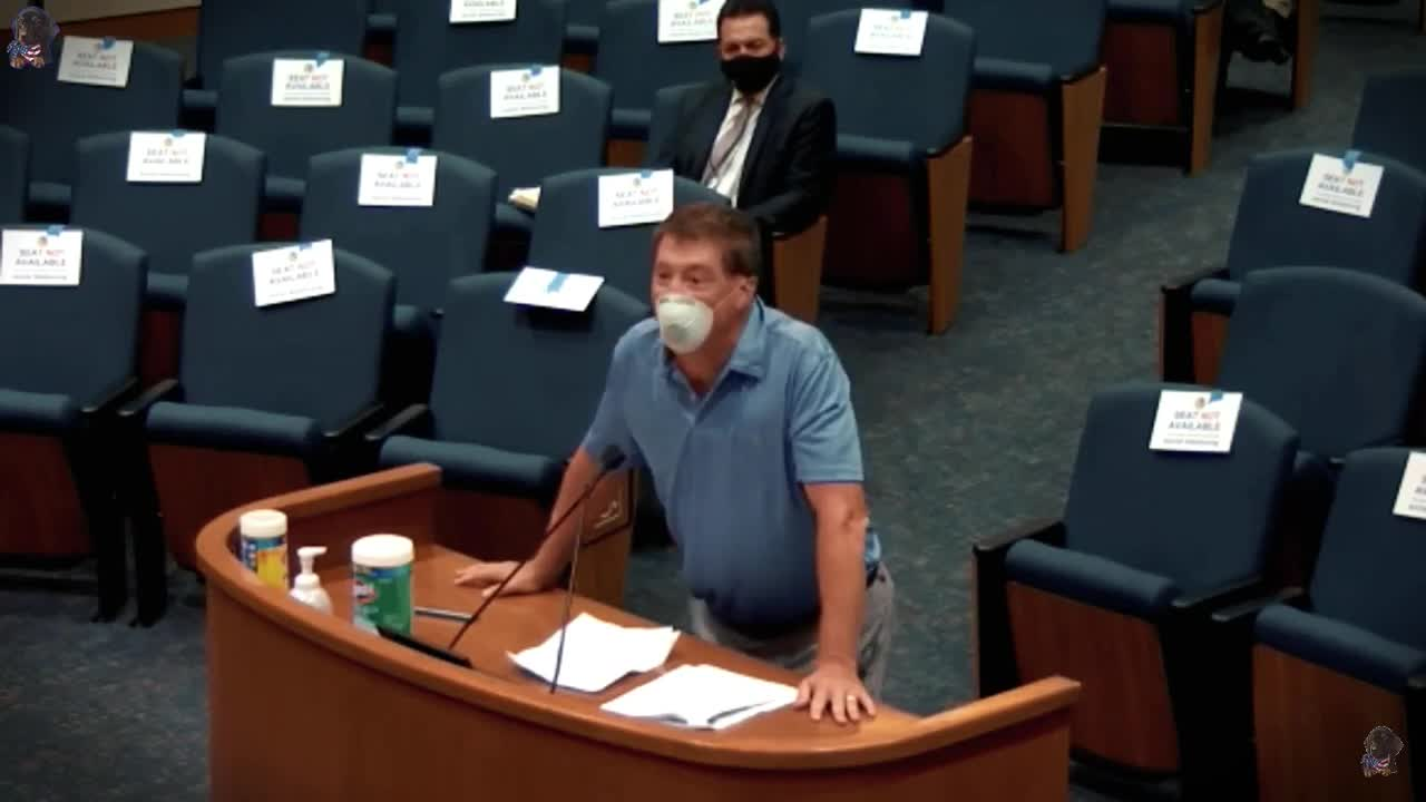 John Ziegler - Fed Up With Ventura County Officials' COVID-19 Lies