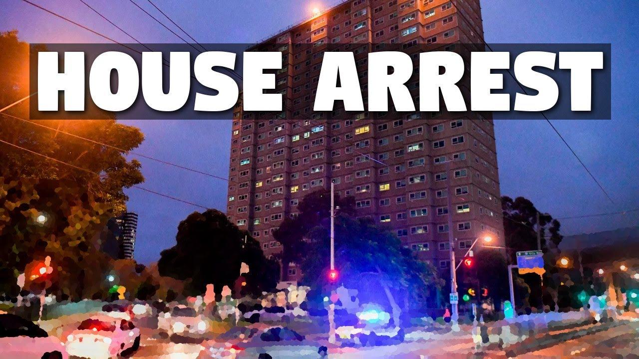 Australians Now Under HOUSE ARREST Due to Konyvirus