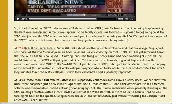 How the 9 11 WTC magic trick was pulled off