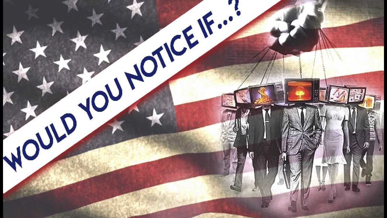 AMERICA: Would you notice if you lived under tyranny?