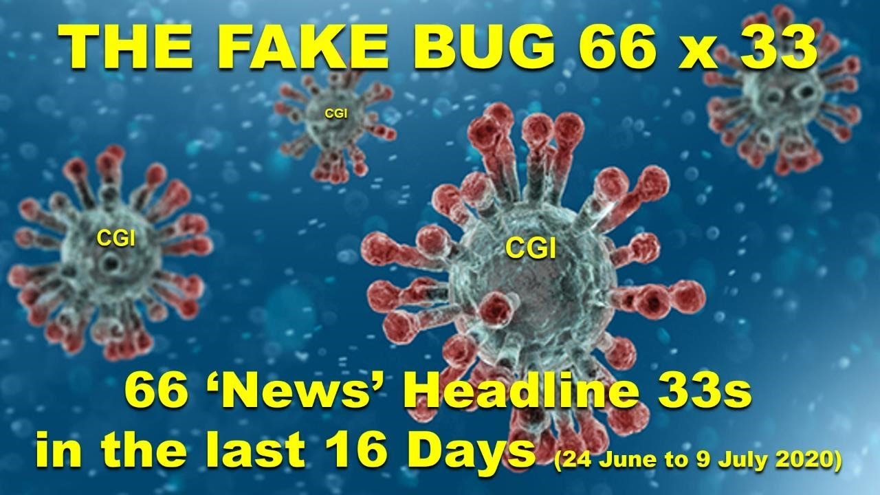The Fake Bug - Sixty Six by 33s in 16 days