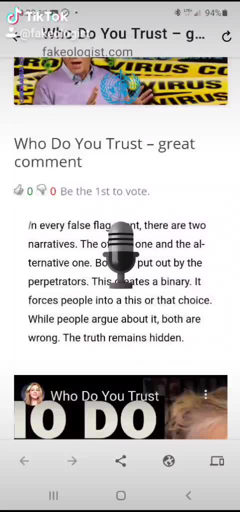Creating the false binary