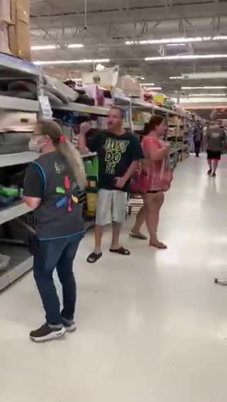 In the trenches at Walmart