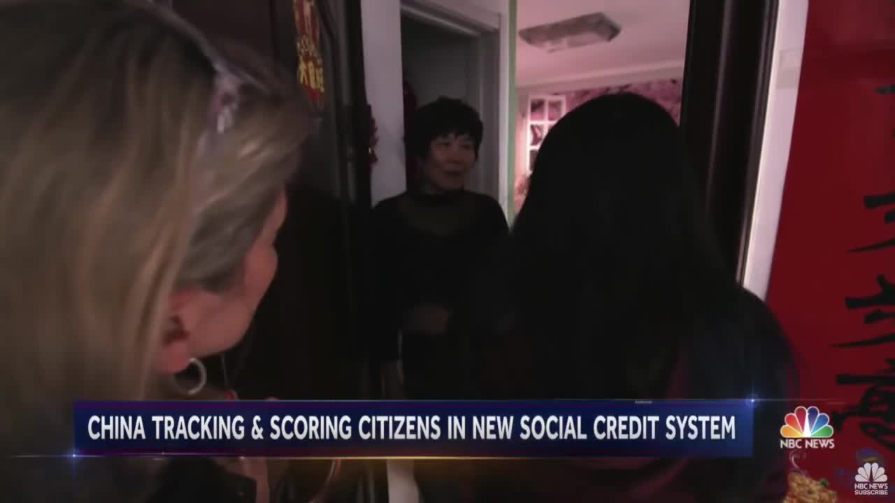 China's Social Credit System is REAL and it's TERRIFYING
