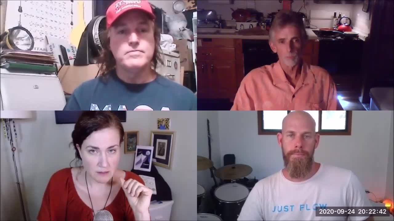 TheBigVirusHoax.com with Amandha Vollmer and Tom Barnett