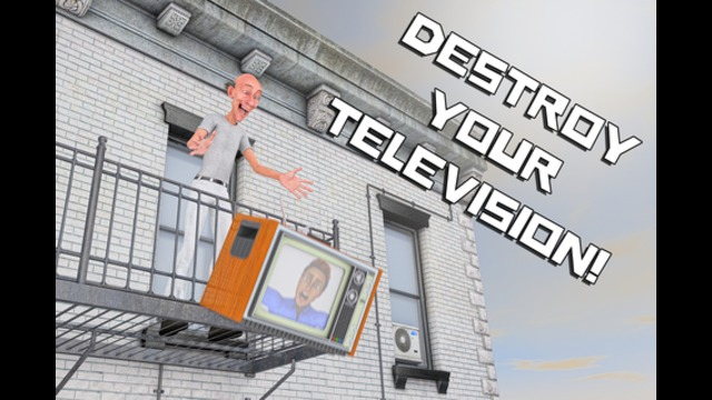 Rik Mayall - Destroy Your Television