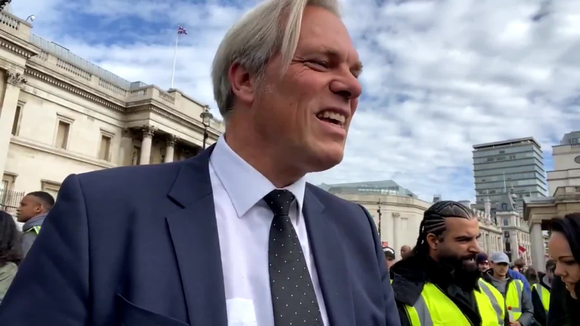 German Doctor Arrested In London For Telling The Truth