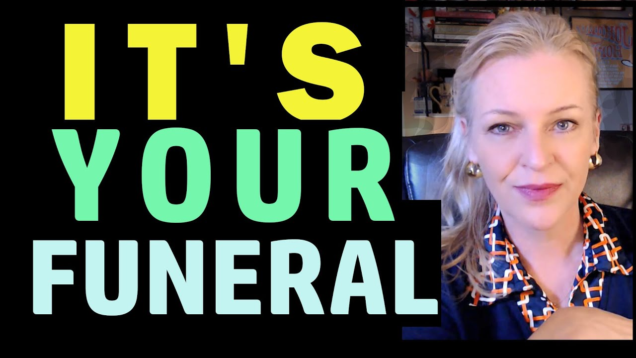 It's Your Funeral - Stand up now