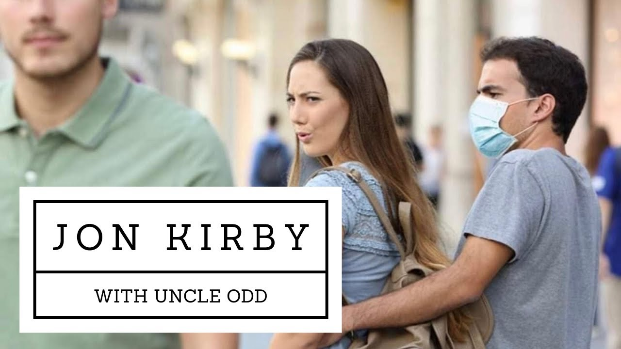 🇸🇪 Jonathan Kirby Interview with Uncle Odd