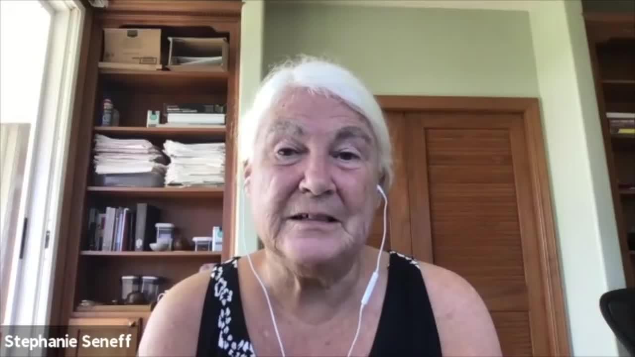 Conversations With Dr. Cowan & Friends | Ep7: Stephanie Seneff