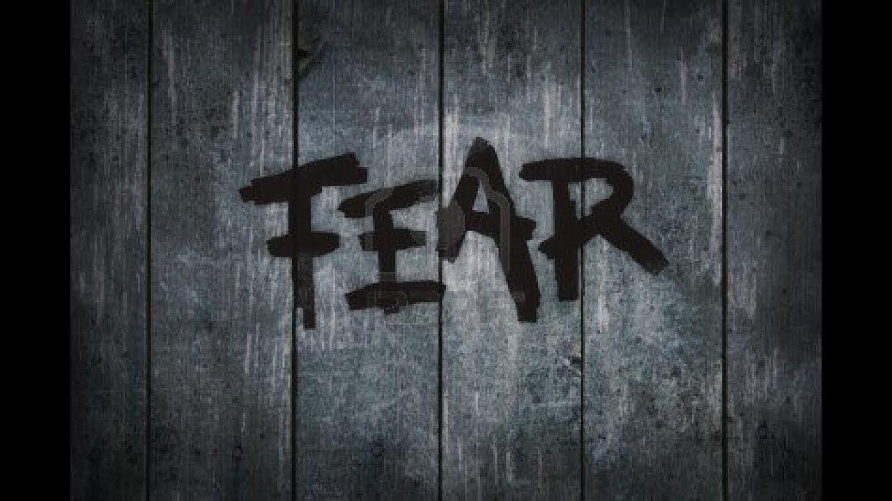 The in-FLU-ence of fear