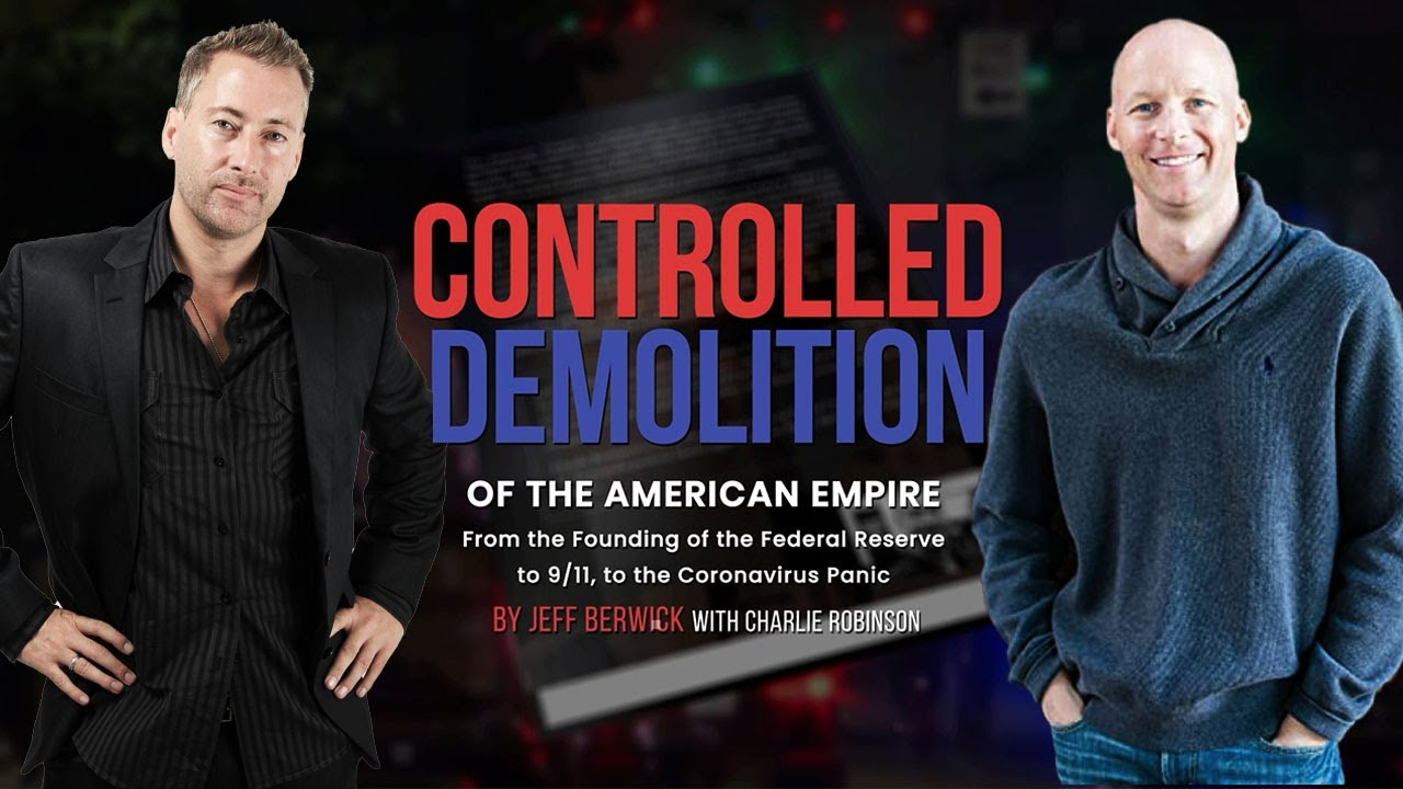 The Controlled Demolition of the American Empire with Charlie Robinson on Macroaggressions Podcast