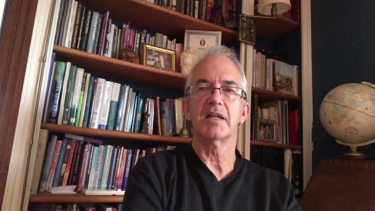 Graham Hutchinson, ex-Senior Chief Biomedical Scientist, Public Health UK - 5th Nov 2020