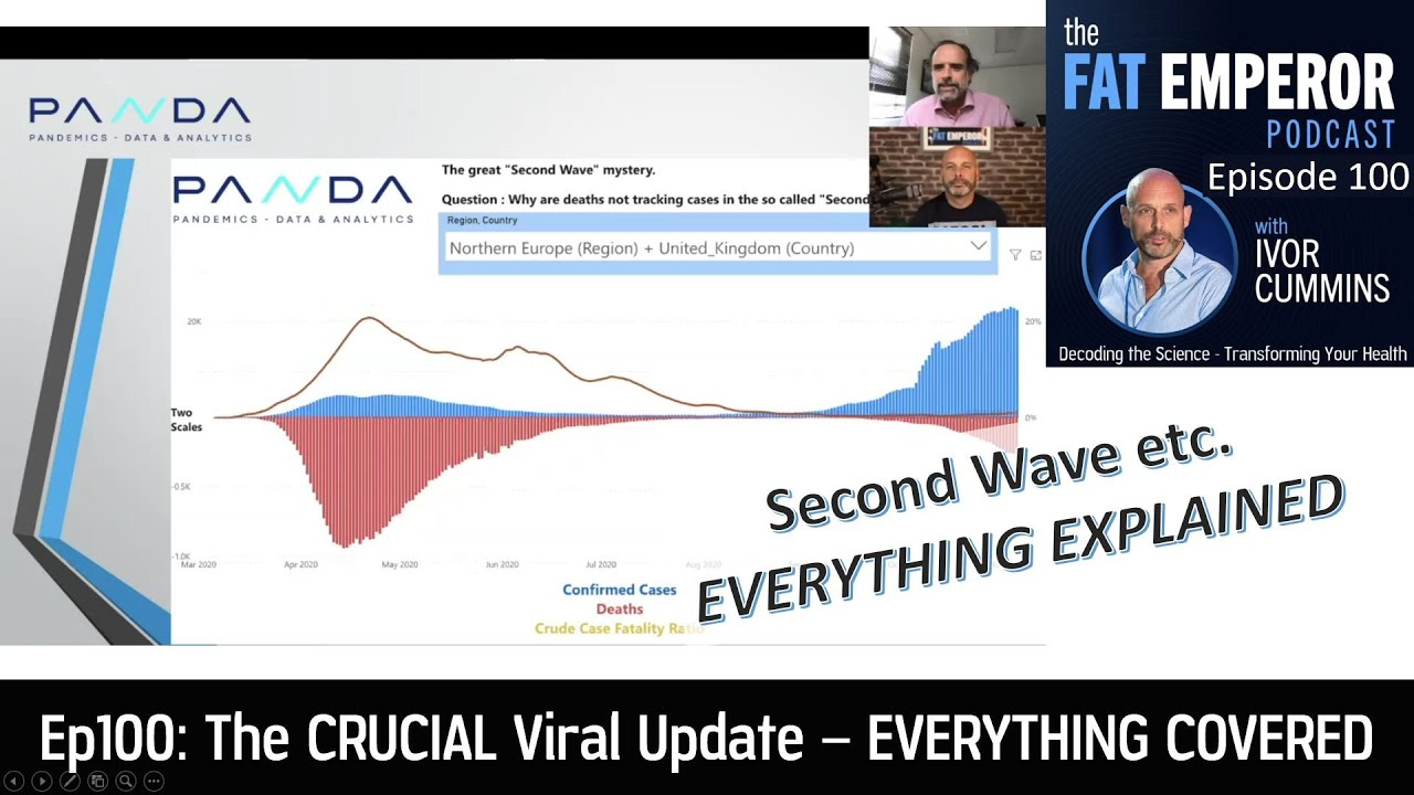 CRUCIAL Viral Update! * The Bottom Lines on this Issue * UK Revelations a Plenty!