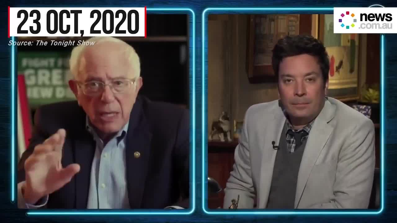 Bernie Knew The Script For The 2020 Presidential Election?