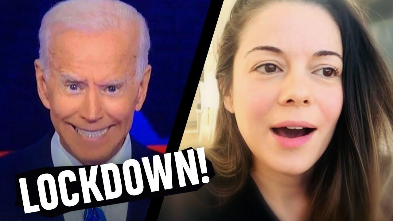 Joe Biden Promises to lockdown America