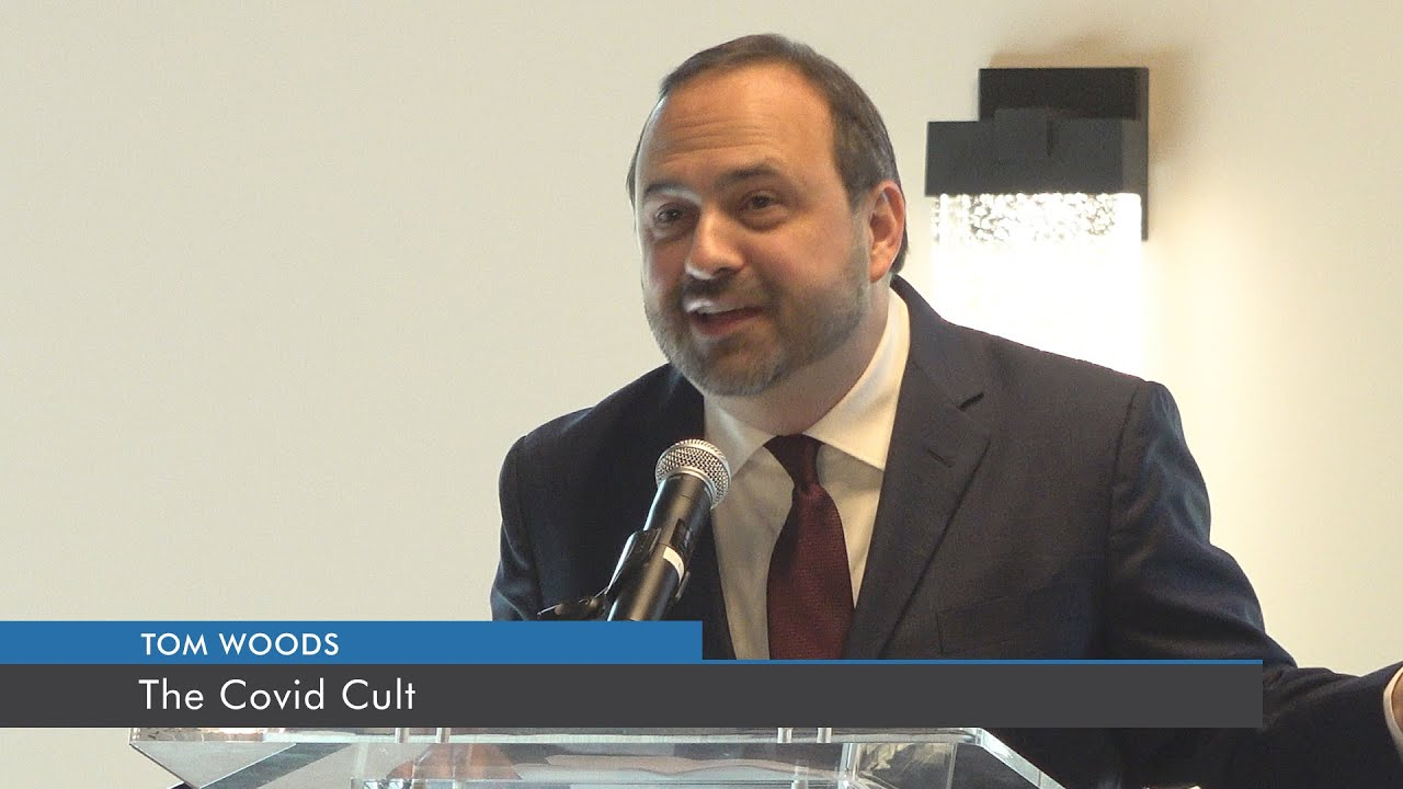 The Covid Cult | Thomas E. Woods, Jr.