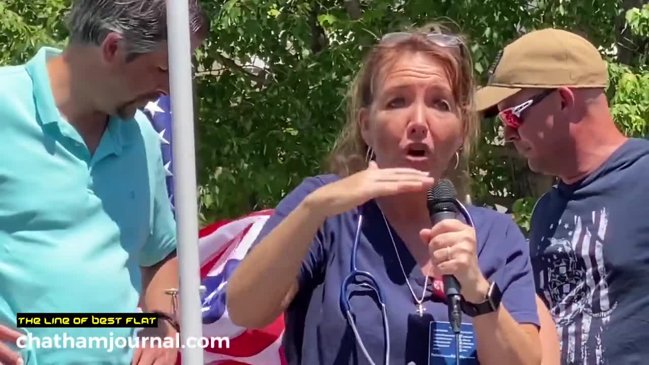 Coronavirus pandemic - Nurse says the media is lying to you about hospitals