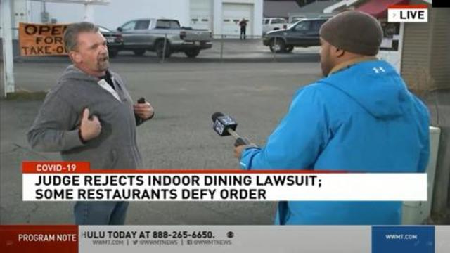 Portage, Michigan Business Owner Gets Heard