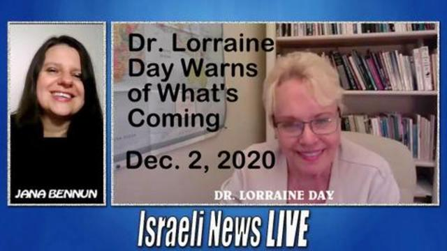 Dr. Lorraine Day Warns People of What's Coming
