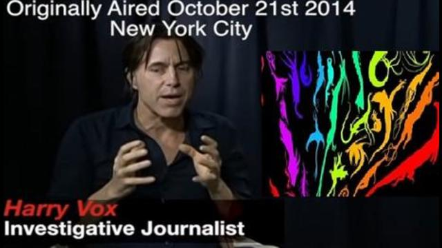 HARRY VOX PREDICTS QUARANTINES & CURFEWS in 2014 INTERVIEW