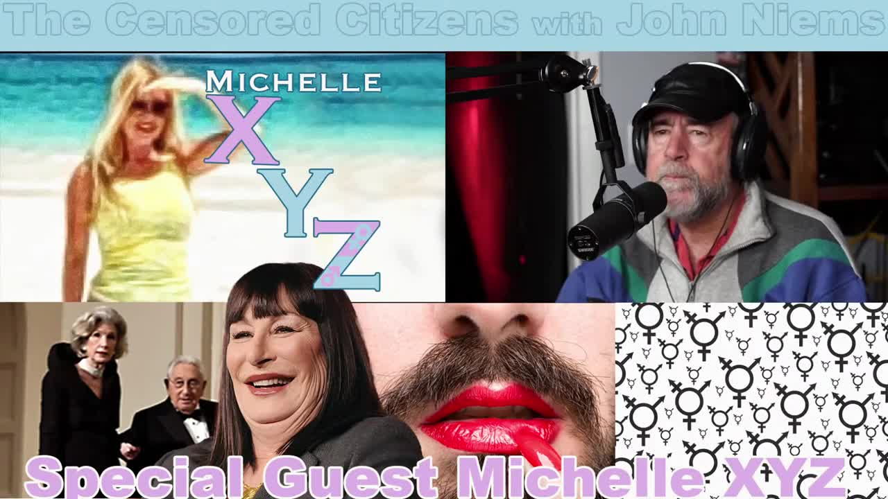 The Censored Citizens with Special Guest Michelle XYZ