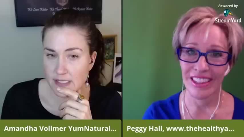 Psychological Warfare - Amandha Vollmer - Peggy Hall