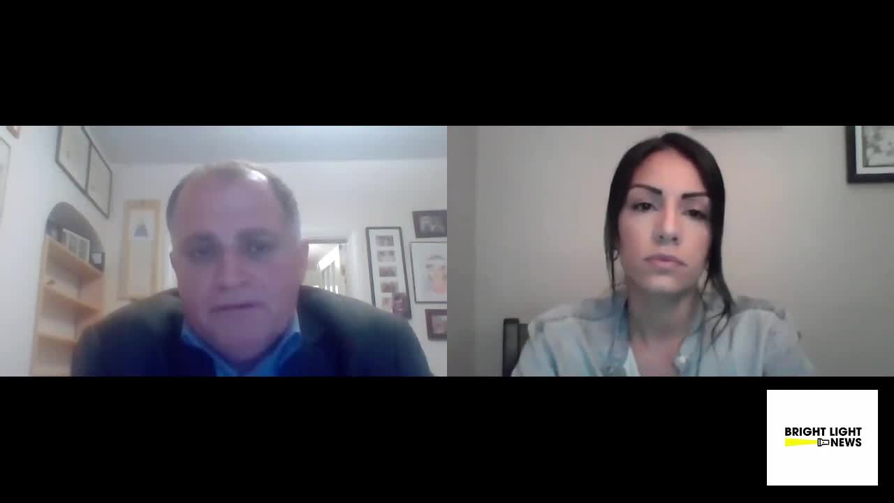 ROCCO GALATI, CONSTITUTIONAL LAWYER & TANIA PART 5  MANDATORY C19 VAX, CENSORSHIP, COLLATERAL DAMAGE