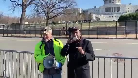 Dr.SHIVA LIVE: #OnePersonOneVoteVictory for #TruthFreedomHealth. Freedom Plaza - Jan 7, 2021