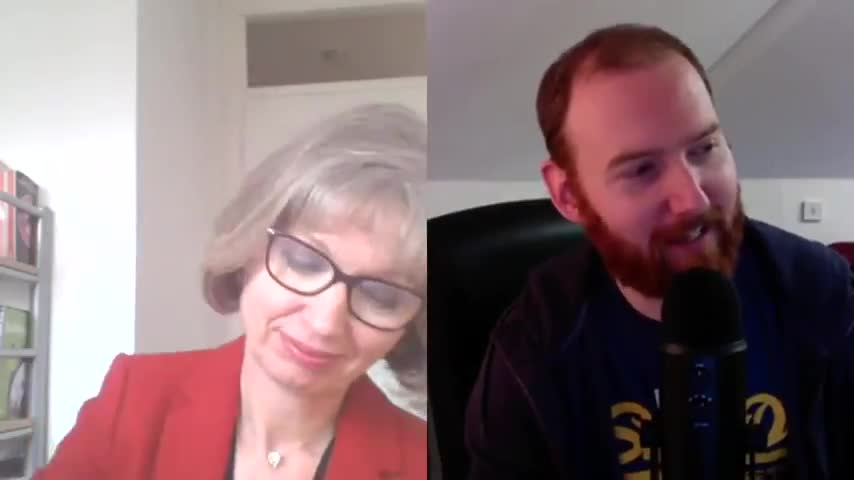 New World Order: QaNonsense, Trump and Controlled Opposition Psyops (With Fiona Marie Flanagan)
