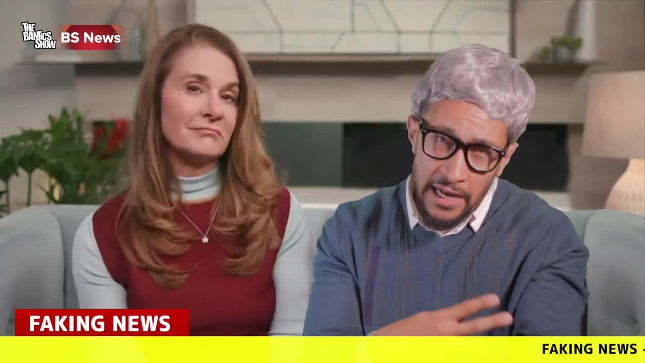 PART 2 | Parody of Bill Gates Interviews | Coronavirus Pandemic, vaccines