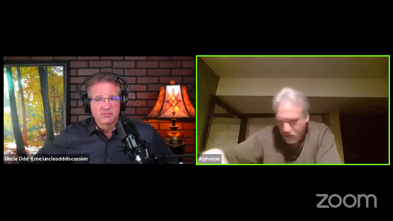 Alphonse Faggiolo joins Uncle Odd & Ab to discuss Common Law & More
