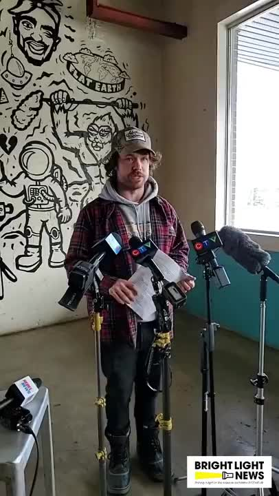 ADAM SKELLY (ADAMSON BBQ) PRESS CONF: CONSTITUTIONAL CHALLENGE AGAINST REOPENING ONTARIO ACT (27:14)