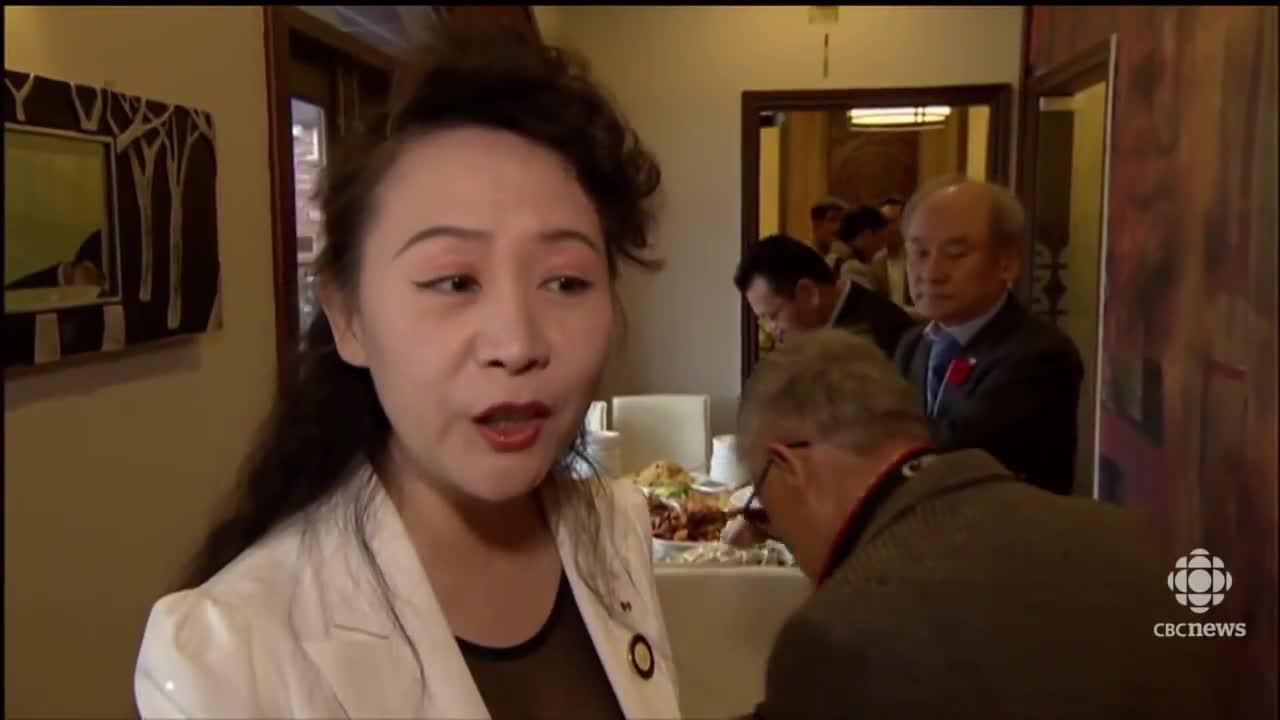 Trudeau admires China's dictatorship