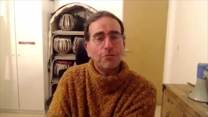 Israeli fears a new Holocaust is coming - Shai Dannon talks with David Icke