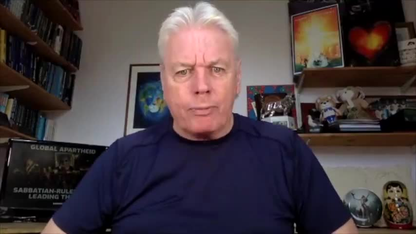 Global Apartheid - With Sabbatian-Ruled Israel Leading The Way - David Icke Dot-Connector Videocast