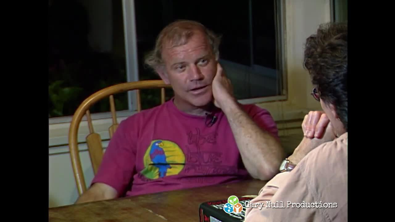 Kary Mullis   The full interview by Gary Null
