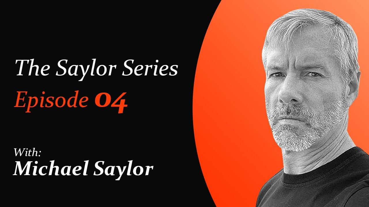 The Saylor Series   Episode 4   Bitcoin: The First Digital Monetary Energy Network