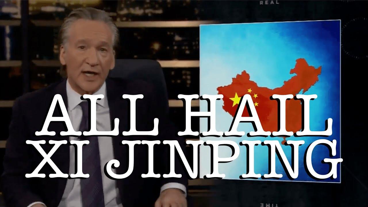 All Hail Xi Jinping