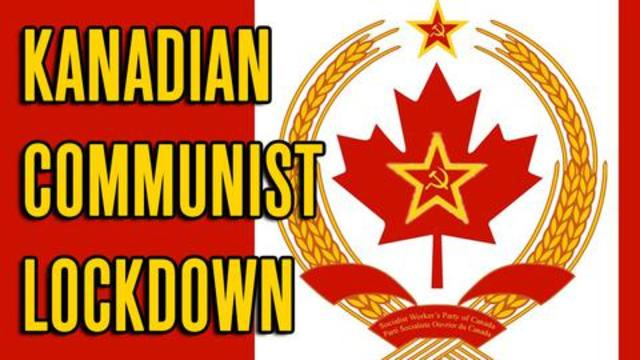 Kanadian Communist Lockdown, Vax Passports Planned by EU since 2019 and When Zombies Attack!