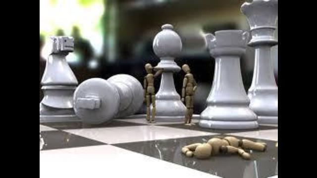 Children of 2021: Pawns on the Chessboard - Dr Tim OShea