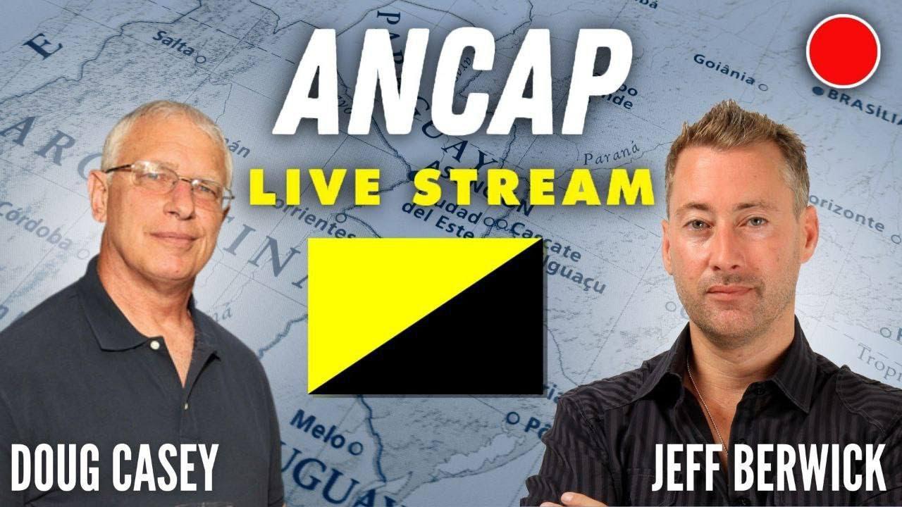 AnCap Happy Hour Live Stream Special!