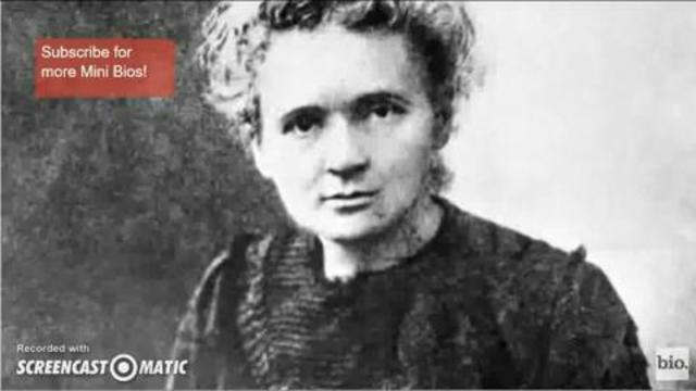 Marie Curie v's Mercury - The Chamber of Reflection